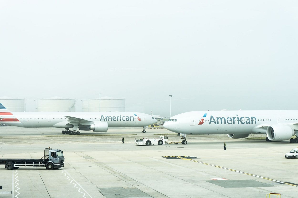American Airlines BA Executive Club