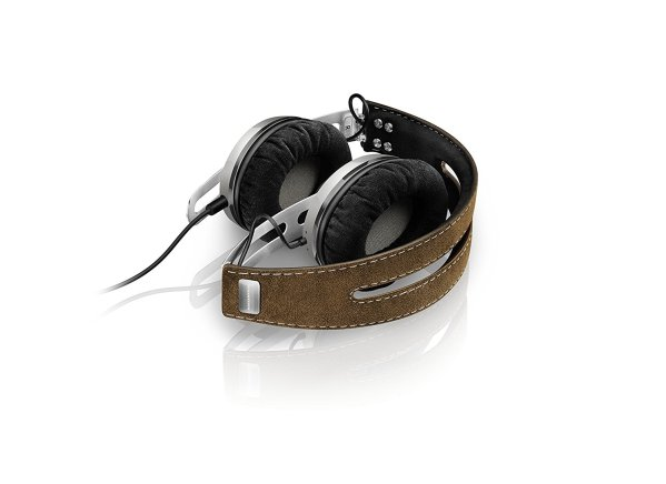 sennheiser M2 stylish luxury travel headphones foldable