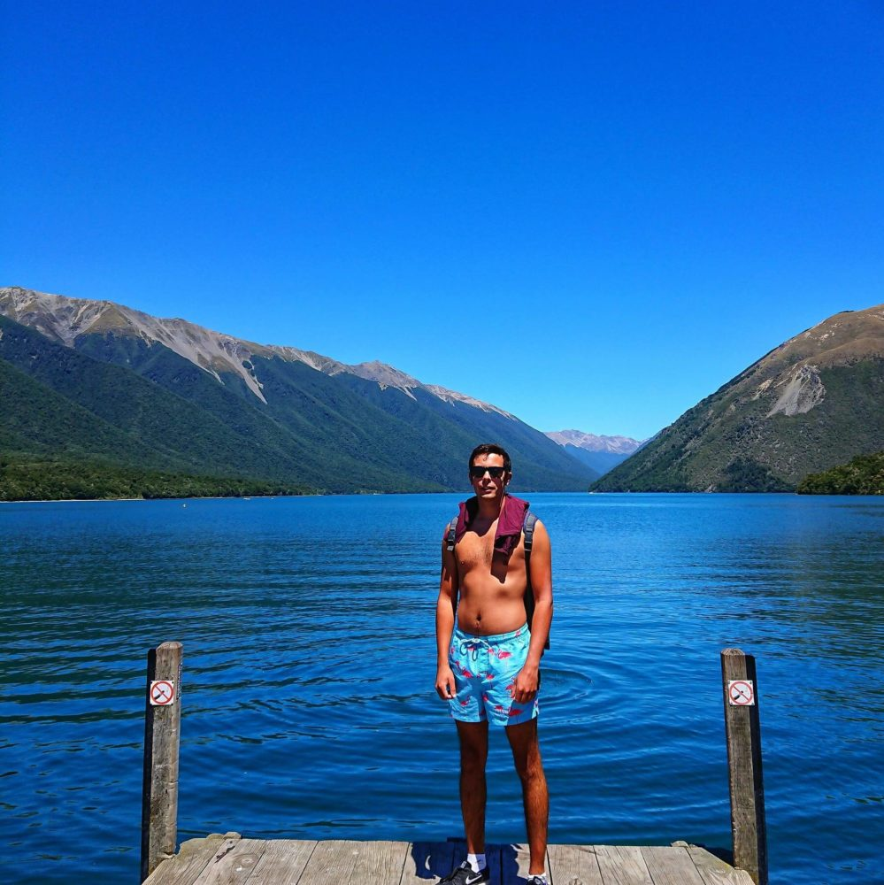 stu j brown new zealand lifetime backpacker