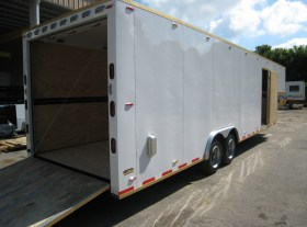 Carolina ATM 37' Cargo Trailer