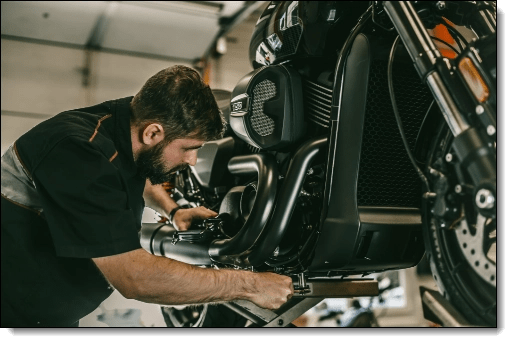 Using the Right Oil for Your Motorbike