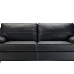 All Leather Sofa Bed Round Outdoor Chair Ld 1006