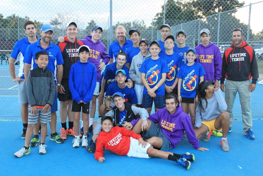 Tennis Tournament Group