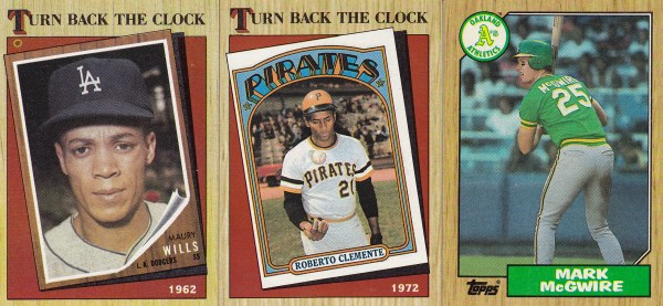 Completed Set & Master 1987 Topps