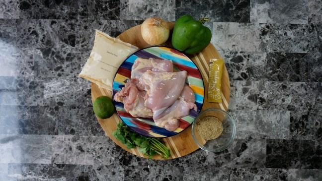 Cilantro Chicken and Rice 1