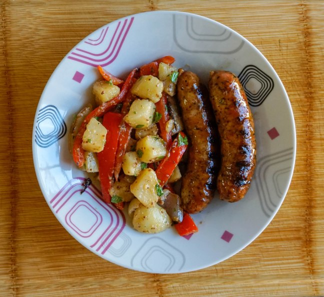 Spicy Andouille Sausages 2