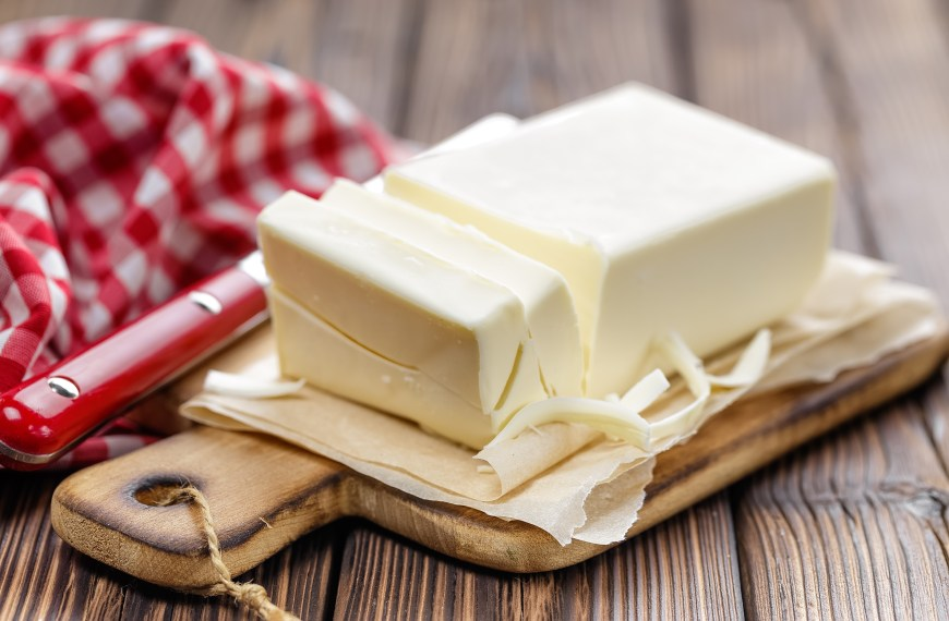 Tips for cooking with butter