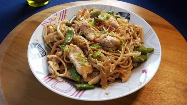 Chicken Lo Main
