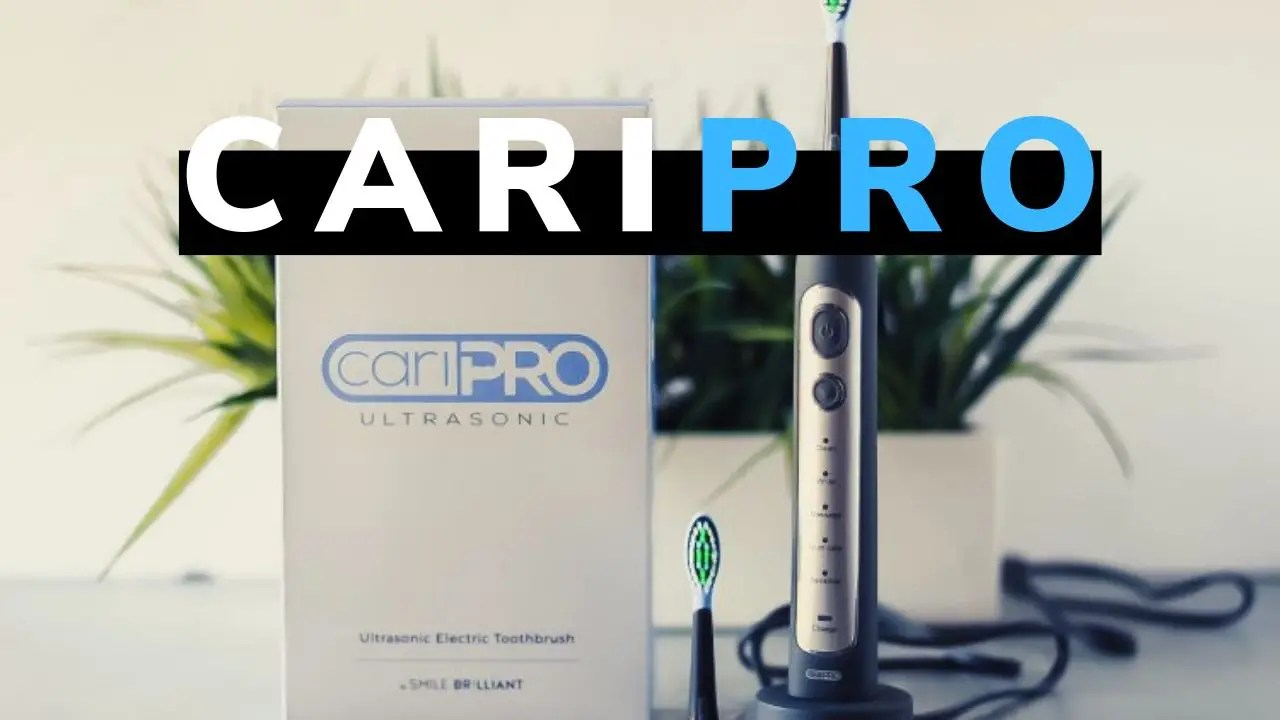 Smile Brilliant cariPRO™ Electric Toothbrush Review