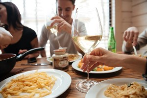 Wine Pairing for a pasta with a cream sauce