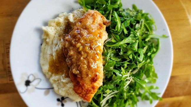 Fontina-Sage Stuffed Chicken
