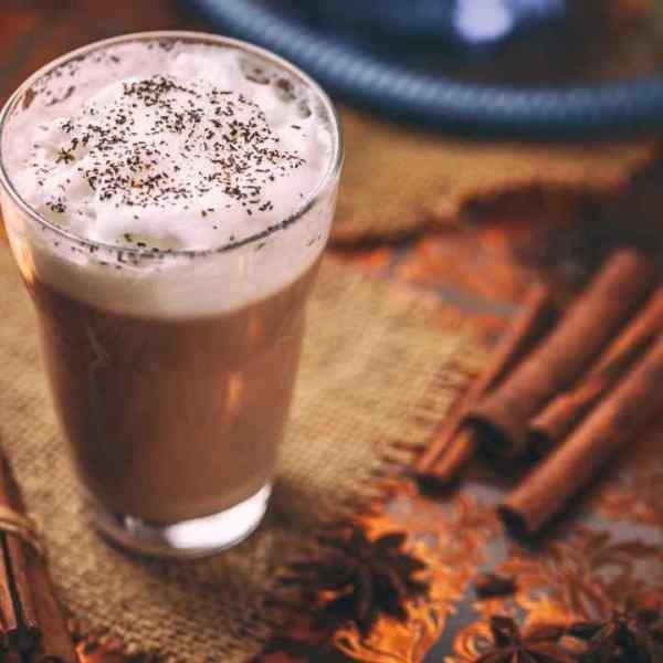 Black Forest Cappuccino Recipe