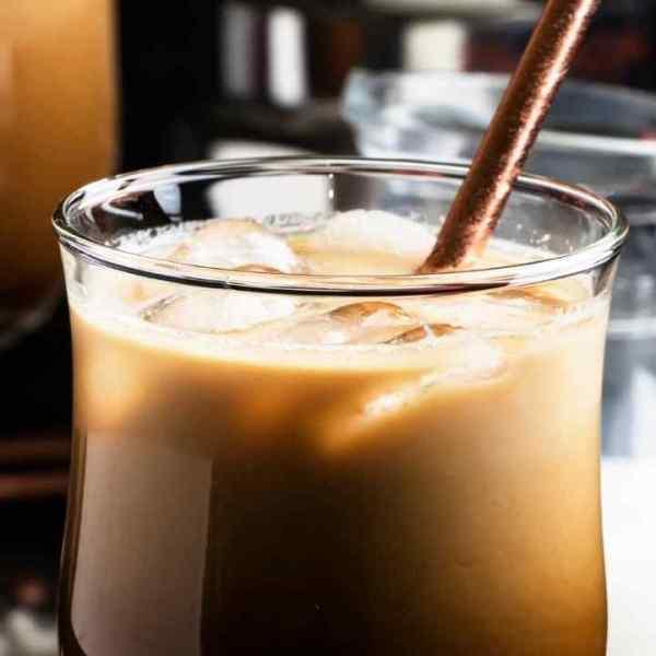 Black Russian Espresso Cocktail