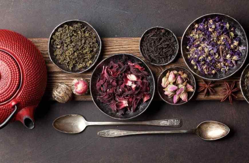 5 Organic White Tea Recipes