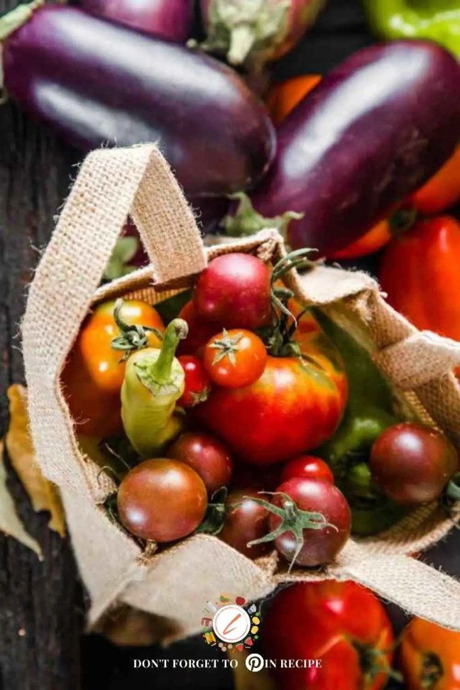 vegetables fresh