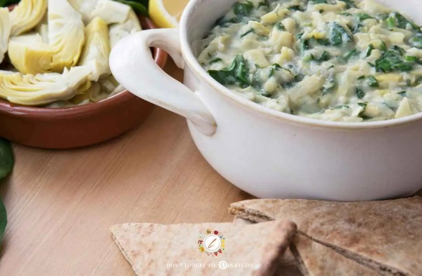 Artichoke Parmesan Dip Recipe