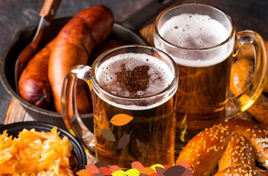 From Germany to Missouri, Three of My Favorite Oktoberfest Beers