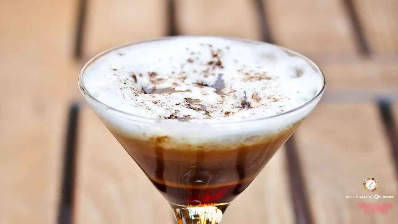 Brazilian Coffee Cocktail