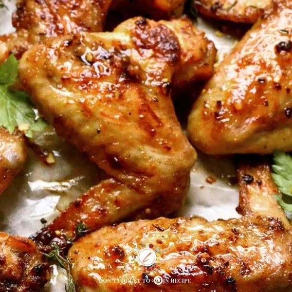 Spicy Paprika Wings Recipe