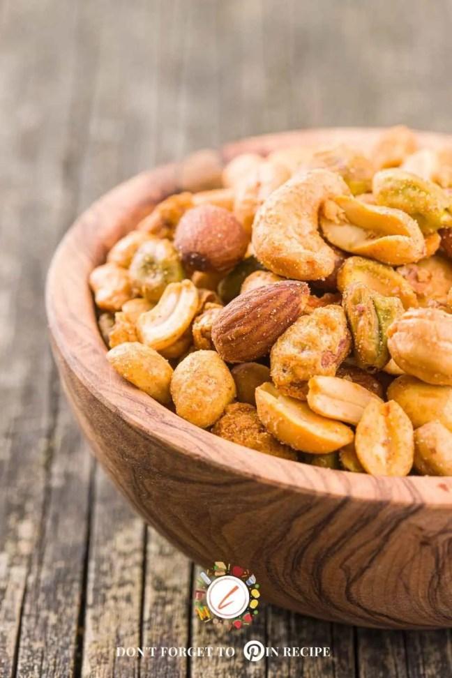 Roasted Nuts
