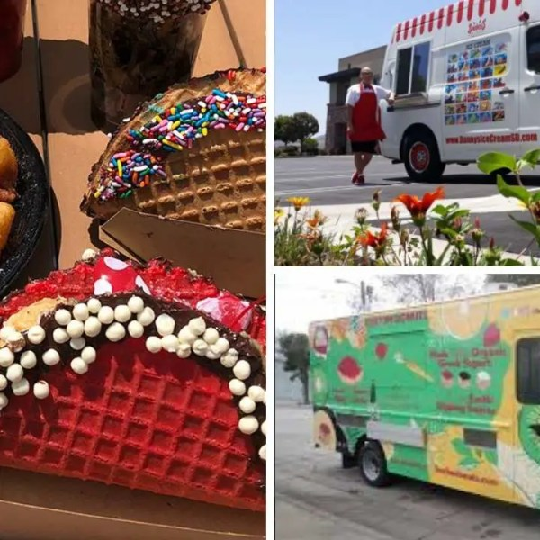 What's the Best Dessert Food Trucks in San Diego?
