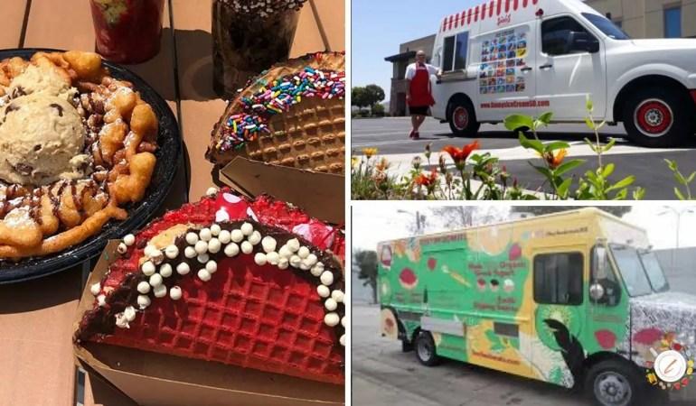 What's the Best Dessert Food Trucks in San Diego