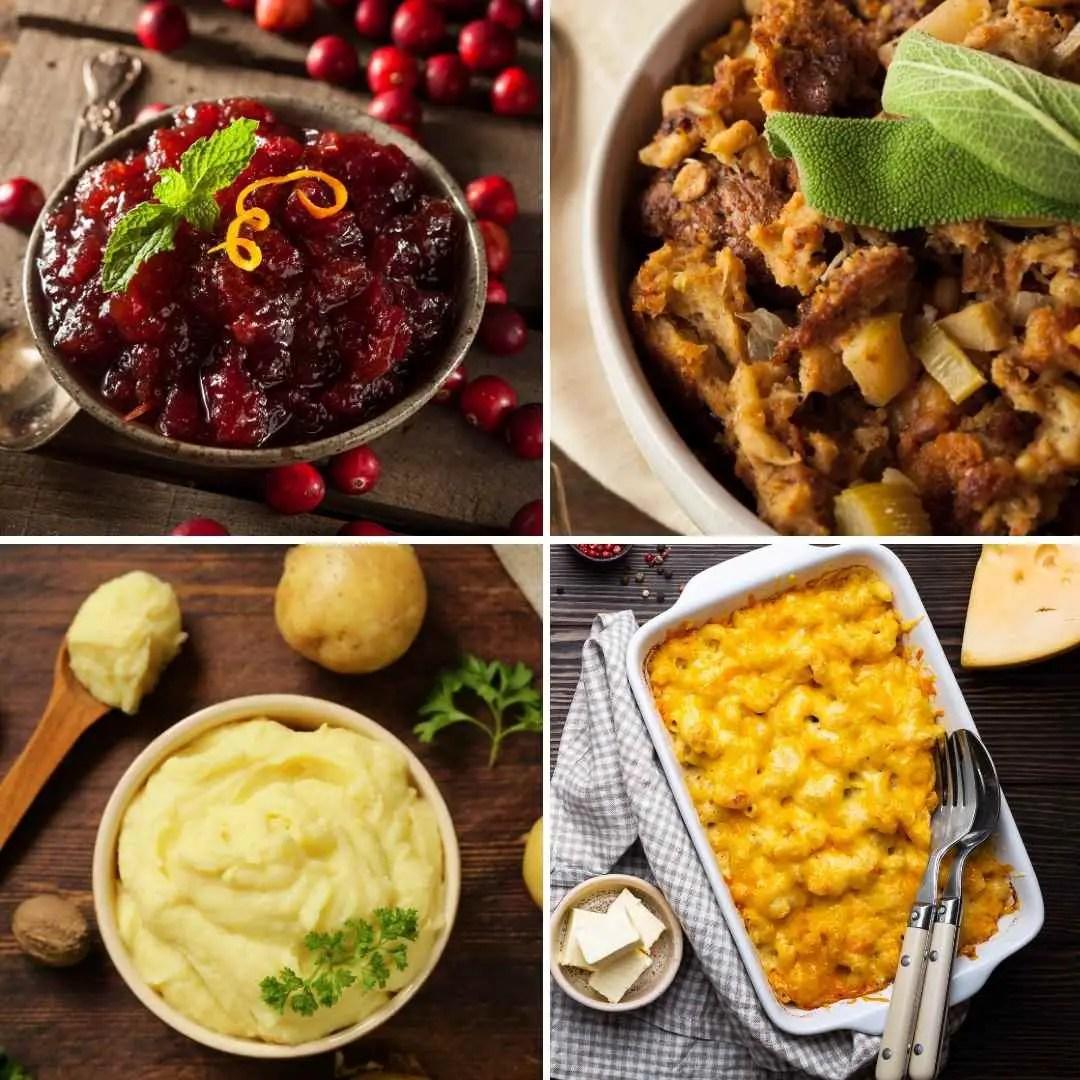Best Thanksgiving sides dish's
