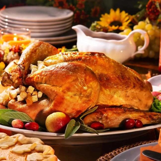 Cranberry Turkey Brine