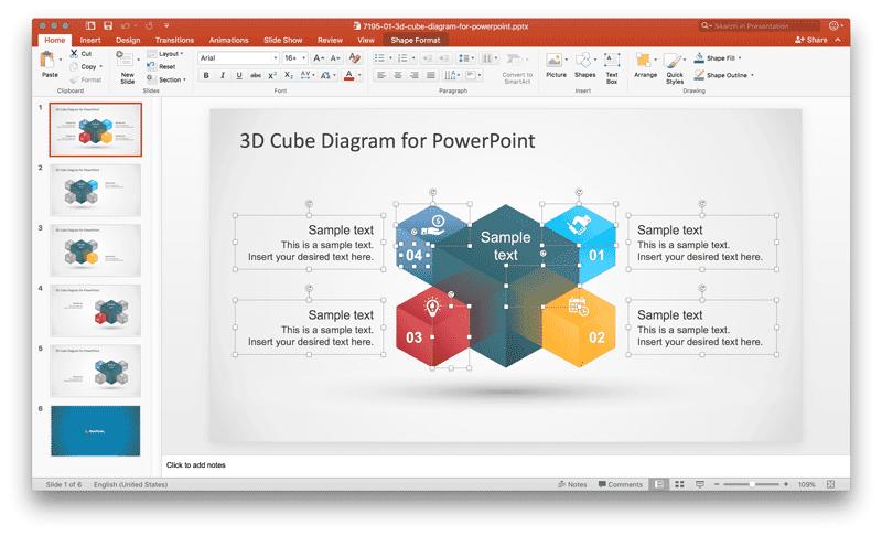 create stunning slides with powepoint