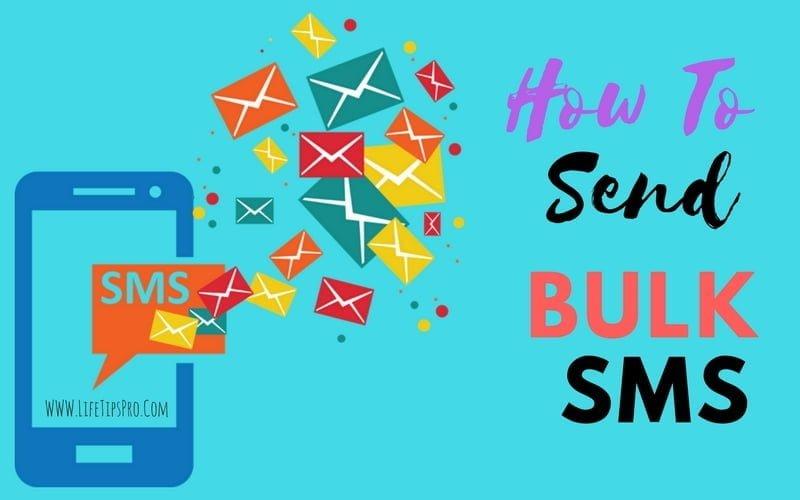 send bulk sms online for free