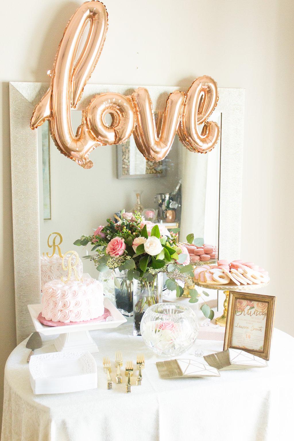 My Bridal Shower  LifetoLauren