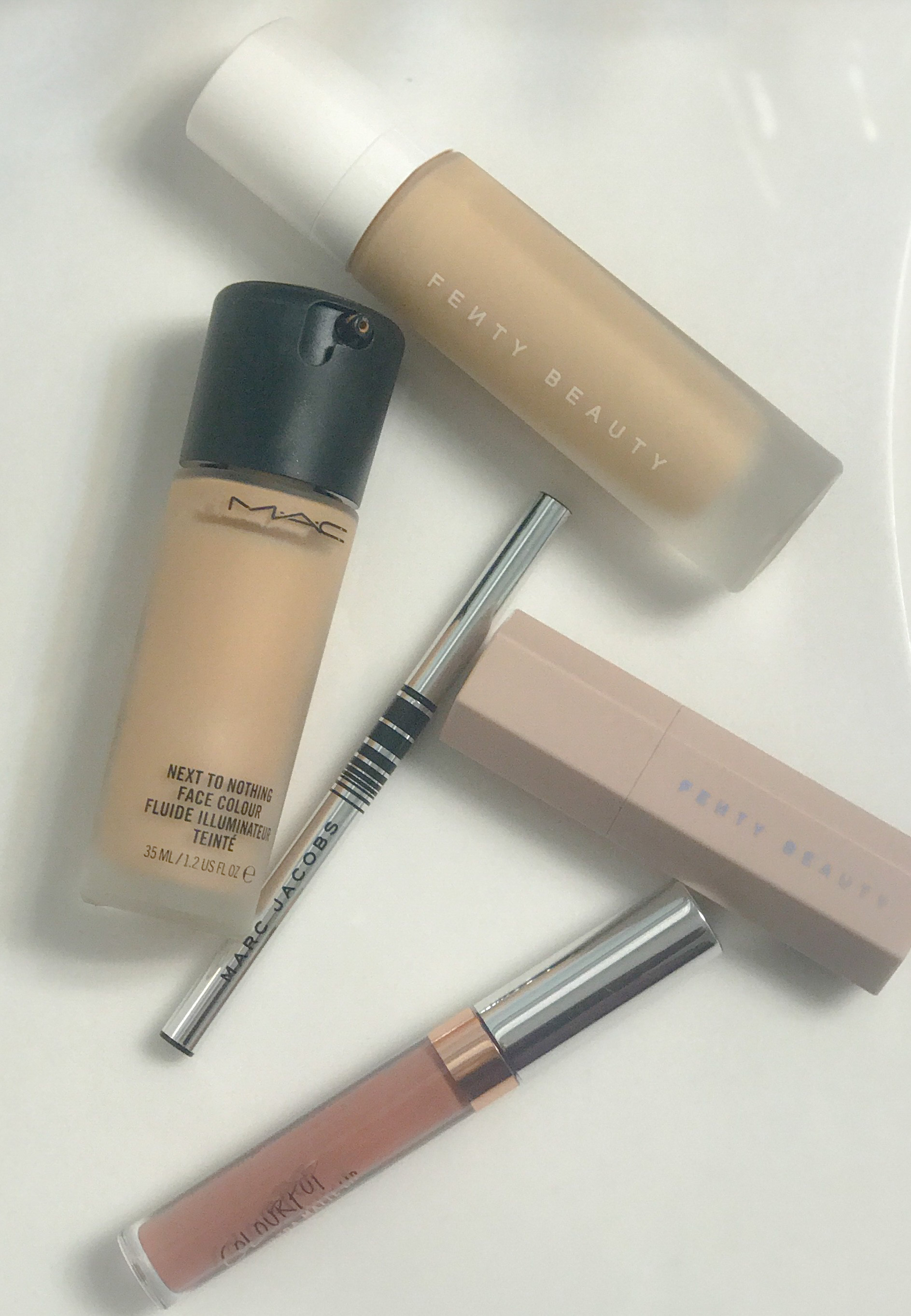 FIVE FAVE BEAUTY PRODUCTS