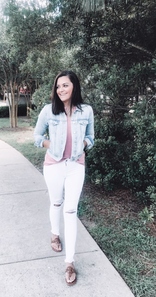 Friday Favorties: Denim Jacket Edition