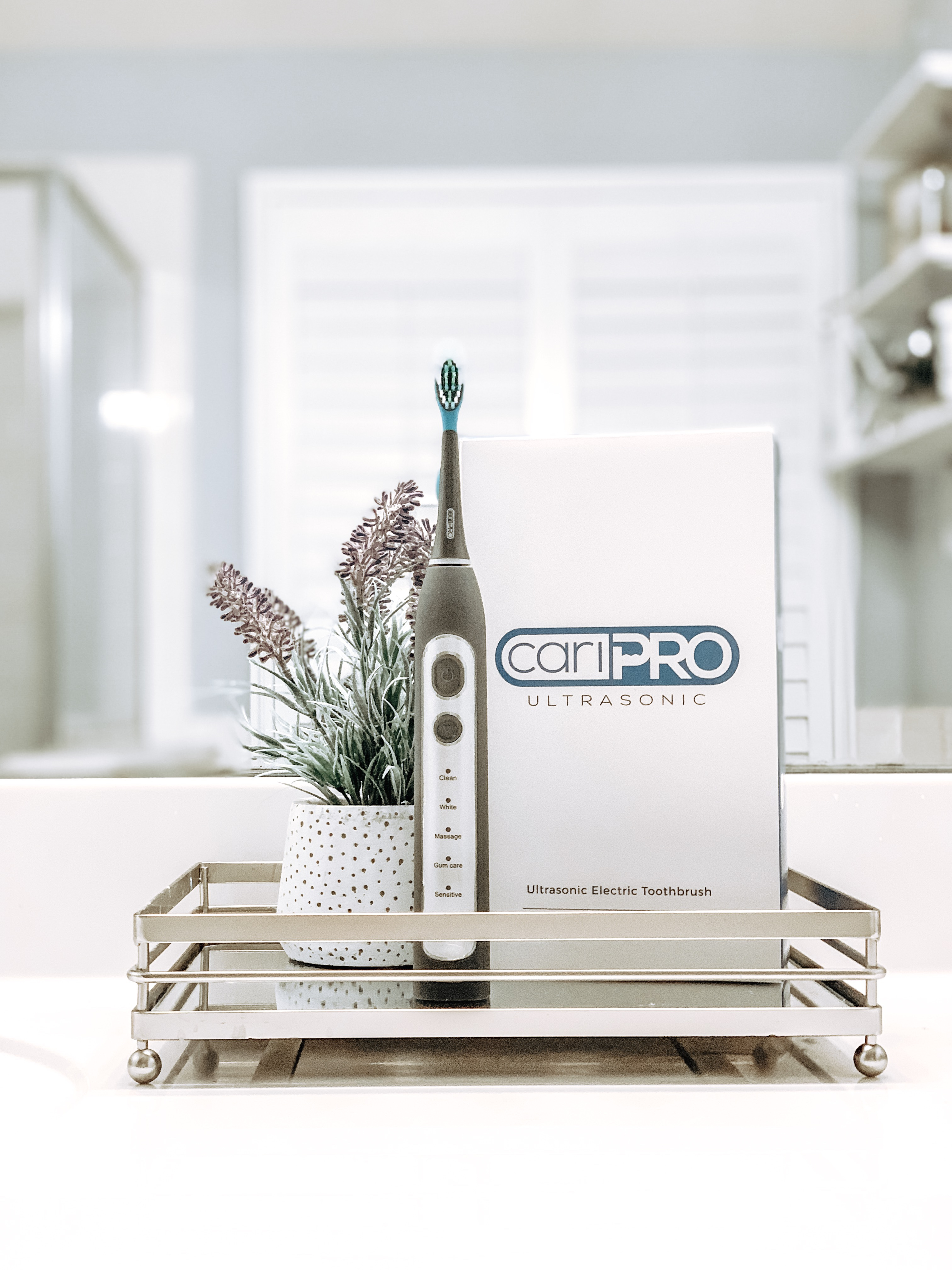Caripro Electric Toothbrush Review Giveaway Life To Shay