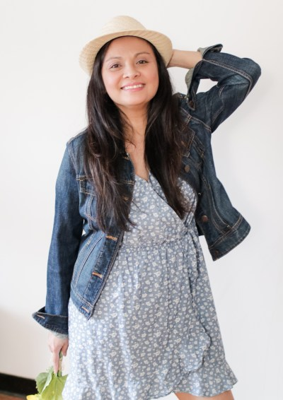 Denim Jacket & Dress