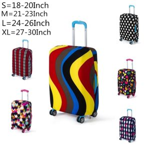 Road Bag Cover Protective Cover Suitcase Trolley Travel Case Luggage Protective Cover for 18 to 30 Inch