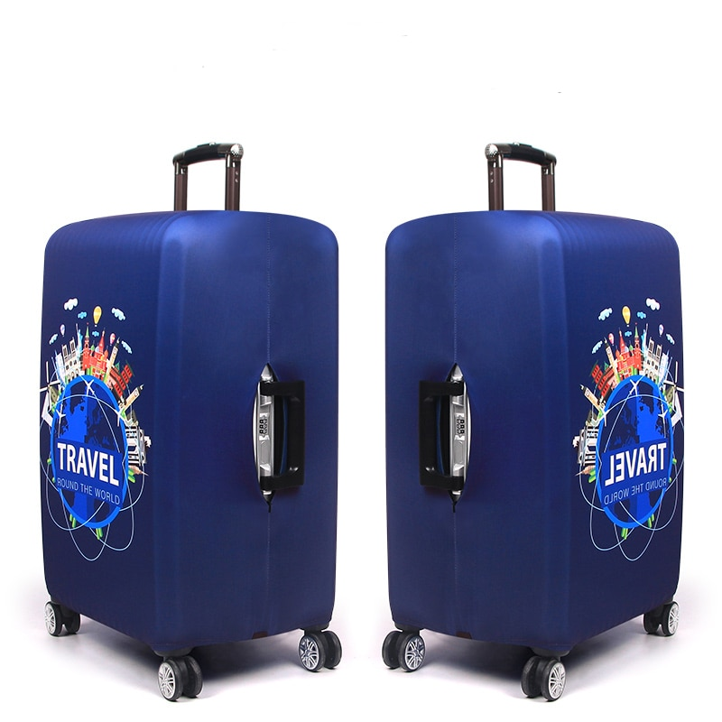 M Cool Travel Luggage Protective Covers for 18-32 Suitcase Elastic