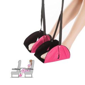 Convenient Portable Adjustable Plane Foot Hammock
