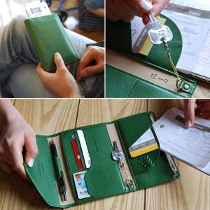 Multifunction Documents Holder for Travel