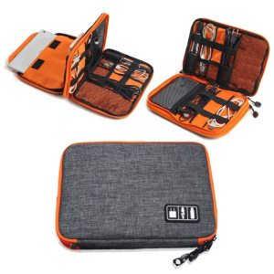 High Grade Nylon Travel Carry Bag for Gadgets