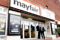 You may not have guessed but it was B's suggestion to go after the Mayfair