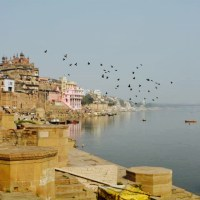 The Holy City of Varanasi - Where Life Returns to Ashes