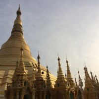Myanmar - An Intriguing Country Steeped in Stupas Dipped in Gold