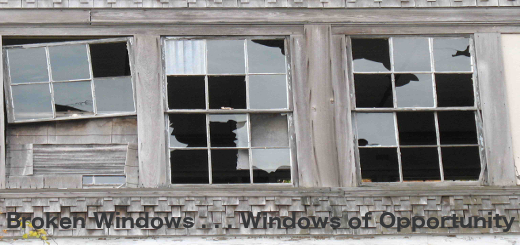 Windows of Opportunit