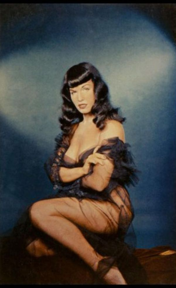 Bettie Page 123