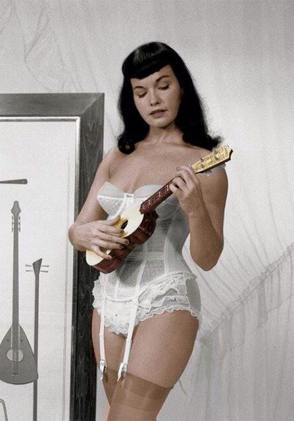 Bettie Page 133