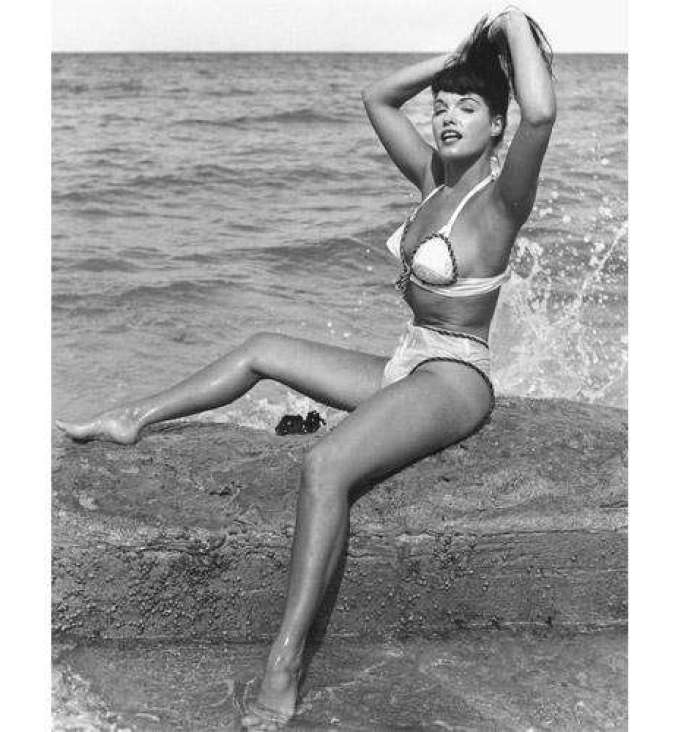 Bettie Page 3