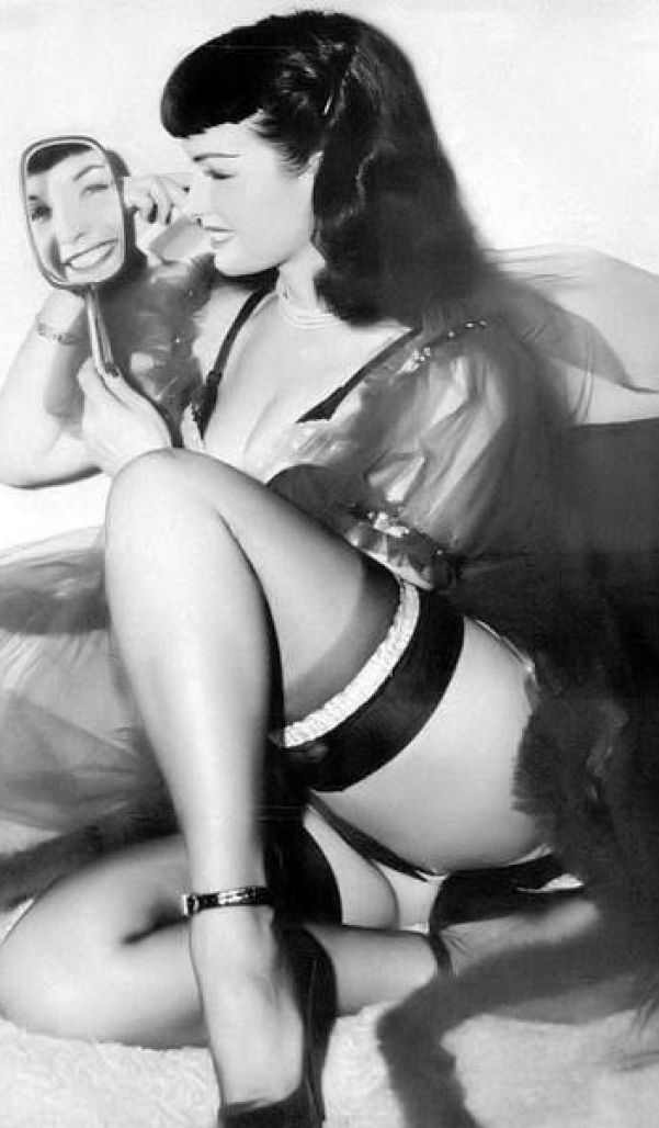 Bettie Page 52