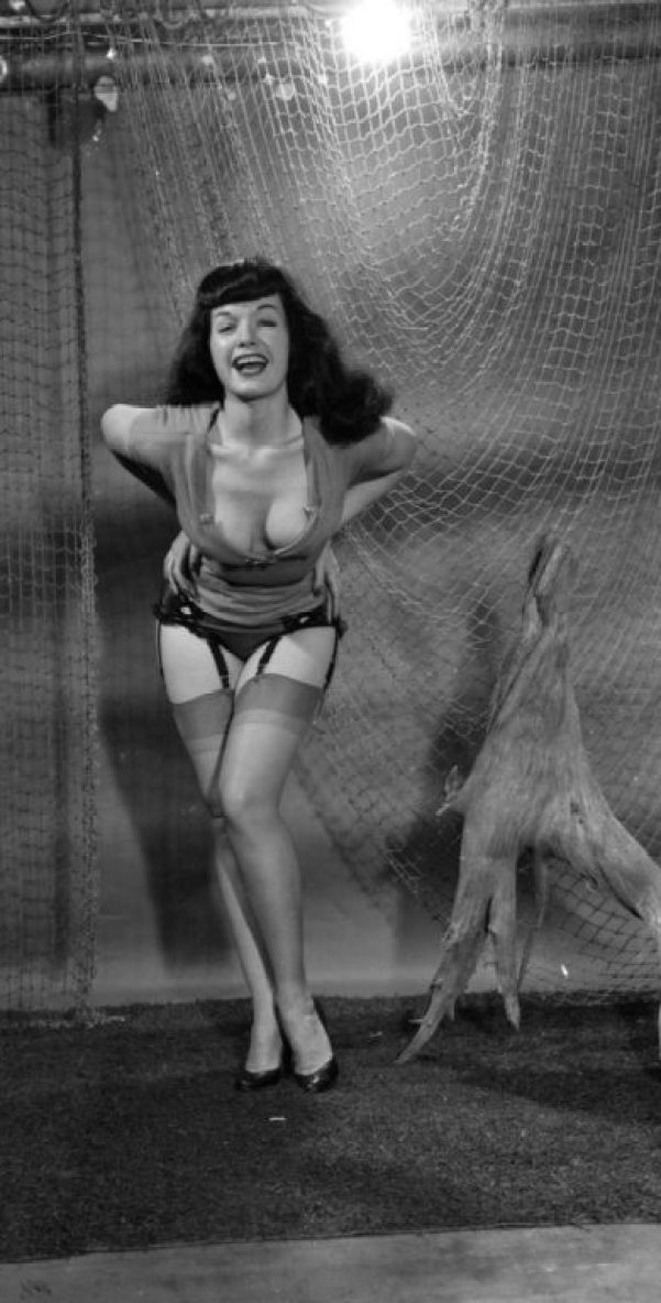 Bettie Page 89