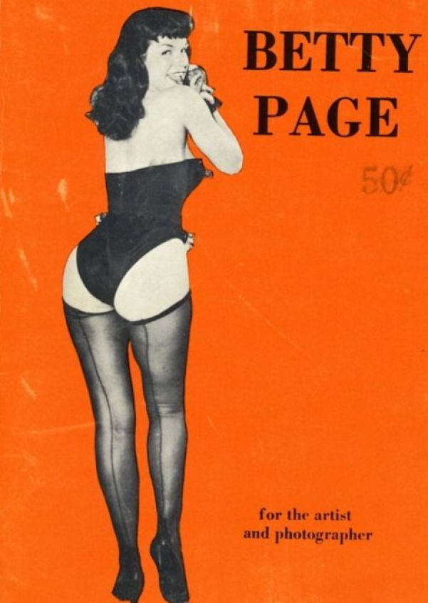 Bettie Page 96